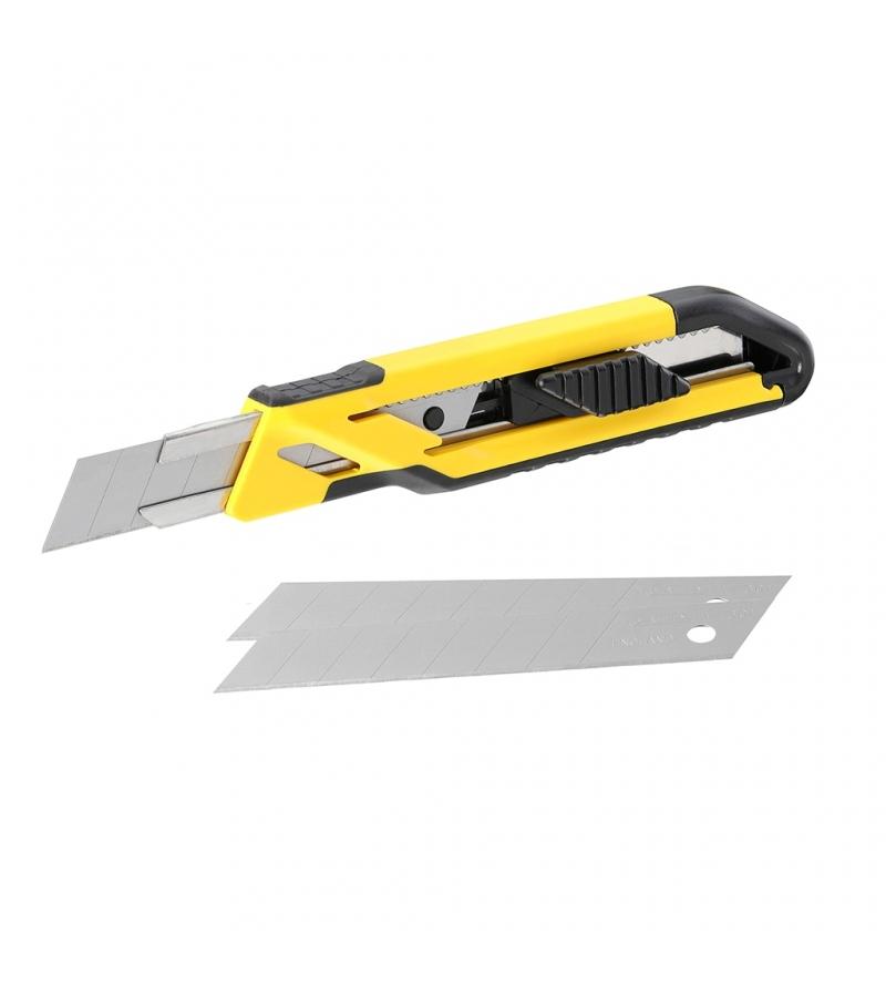 Cutter autobloccante 18 mm...